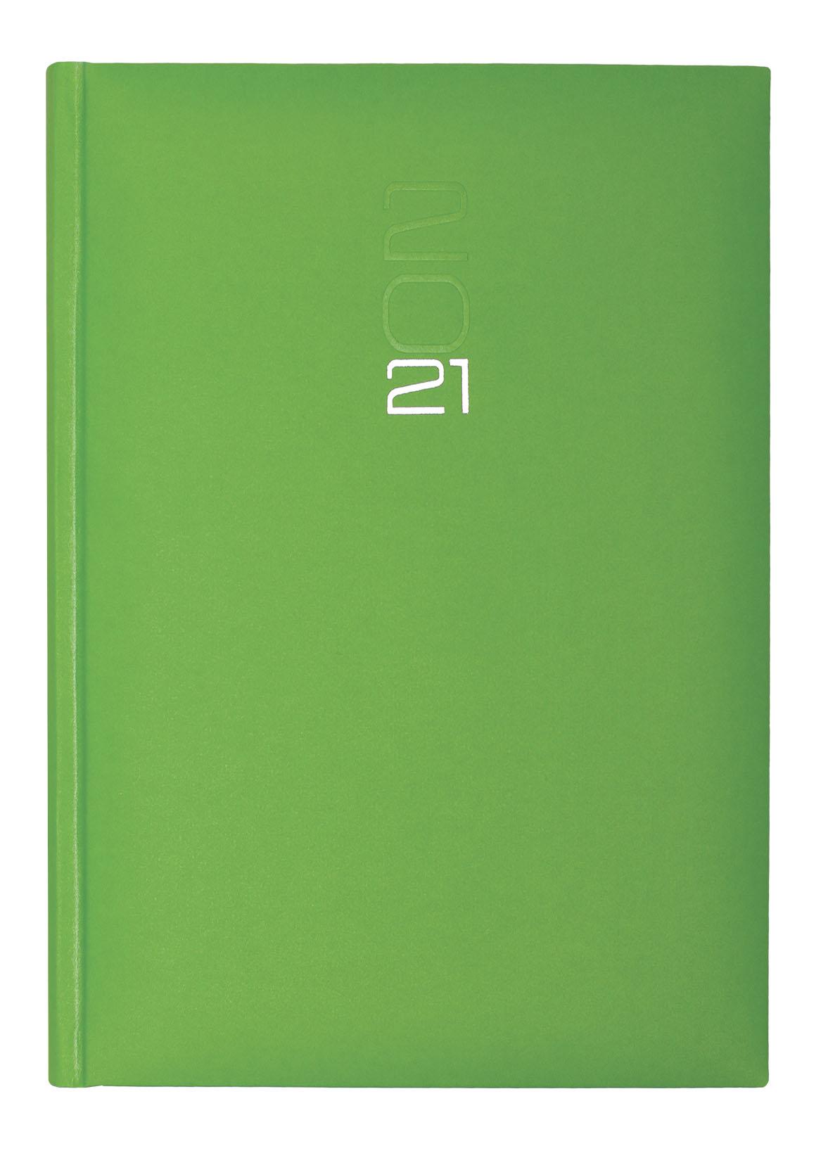E11-Agenda Dia / 04-Matra / 724-Verde